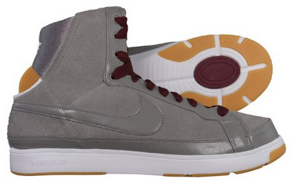 Nike Air Troupe Mid Women's Dance 01