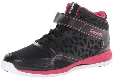 Reebok Women's Studio Choice Mid Dance Shoe 01