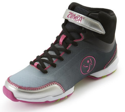 Zumba Fitness Flex Classic High Top Shoes 02