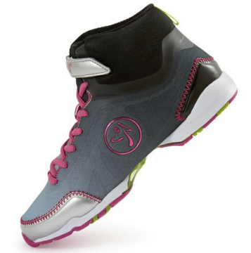 Zumba Fitness Flex Classic High Top Shoes 03