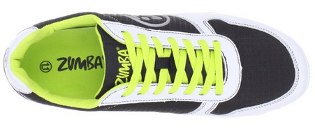 Zumba Fitness LLC Women's Z Kickz Originals Dance Sneaker 06
