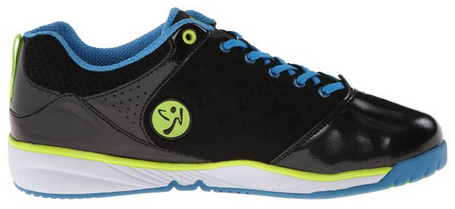Zumba Women's Energy Push Sneaker 06